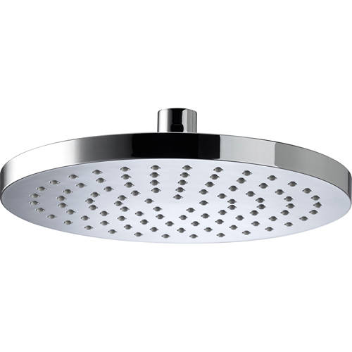 Additional image for Round Fixed Shower Head (200mm, ABS).