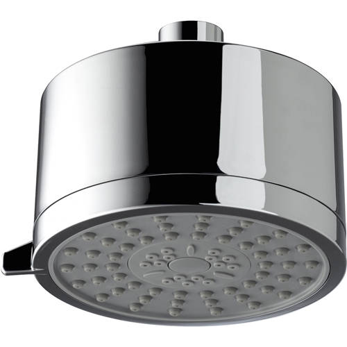 Additional image for Multi Function Fixed Shower Head (Chrome).