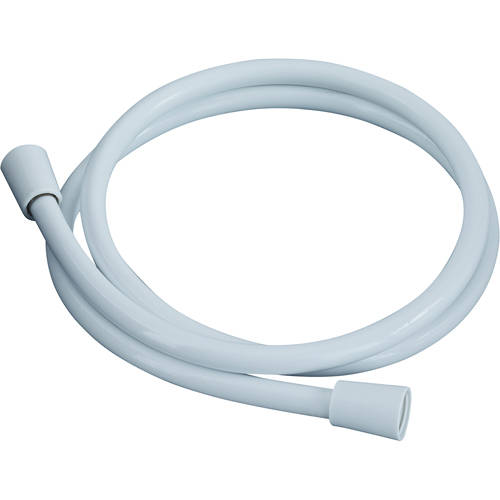 Additional image for Cone To Cone Shower Hose (1.5m, 8mm, White).