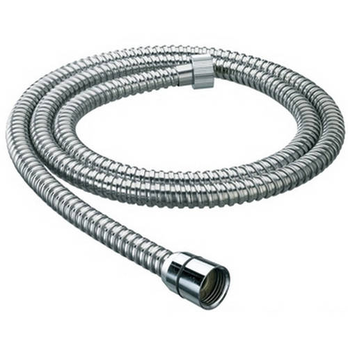 Additional image for Shower Hose (1.5m, 8mm, Stainless Steel).