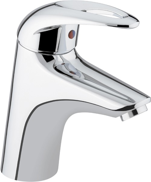 Additional image for One Tap Hole Bath Filler Tap (Chrome).