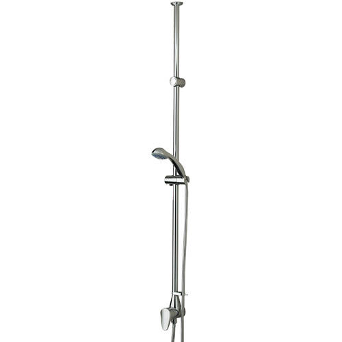Additional image for Thermostatic Ceiling Fed Shower Pack (Chrome).