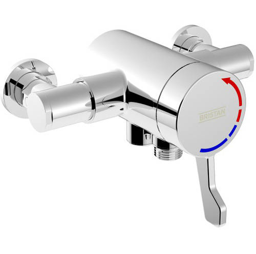 Additional image for Exposed Shower Valve  With Lever Handle (TMV3).