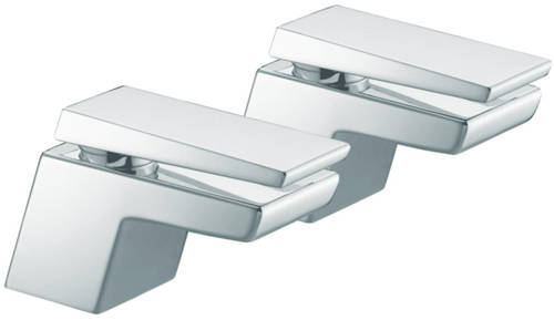 """Additional image for 3/4"""" Bath Taps (Chrome)."""