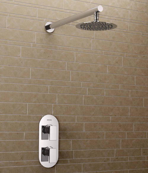 Additional image for Thermostatic Bathroom Shower Pack (Chrome).