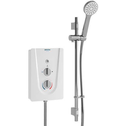 Additional image for Electric Shower 9.5kW (White).