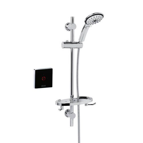 Additional image for Thermostatic Digital Shower Valve With Slide Rail Kit.