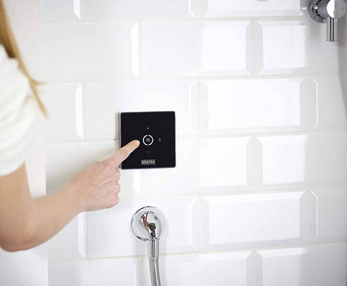 Additional image for Thermostatic Digital Shower Valve Only (1 Outlet).