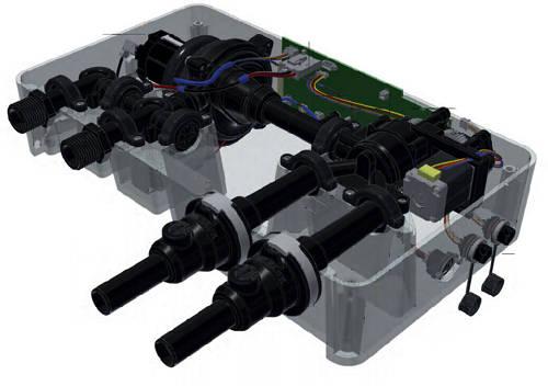 Additional image for Digital Shower Valve, Processor & Slide Rail Kit (HP).