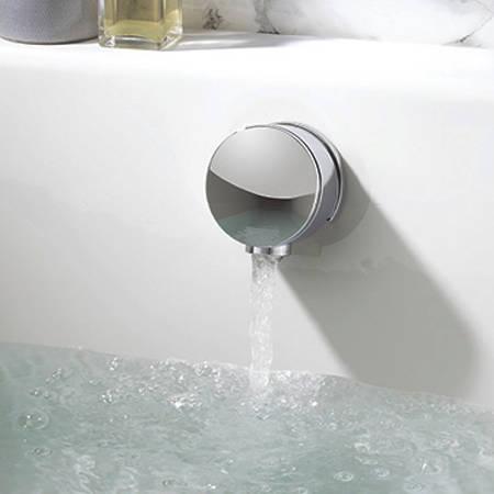 Additional image for Digital Shower Pack, Bath Filler, Remote & Round Head (LP).