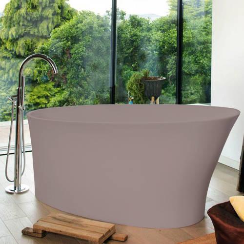 Additional image for Delicata ColourKast Bath 1520mm (Satin Rose).
