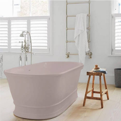 Additional image for Aurelius ColourKast Bath 1740mm (Satin Rose).