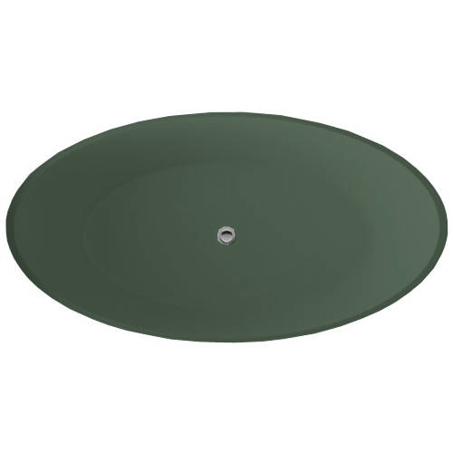Additional image for Esseta ColourKast Bath 1510mm (Khaki Green).
