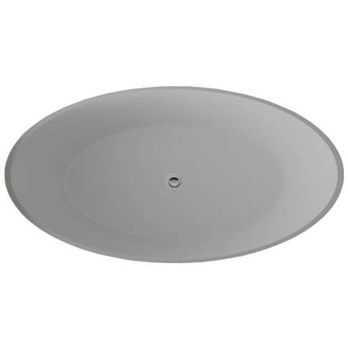 Additional image for Esseta ColourKast Bath 1510mm (Powder Grey).
