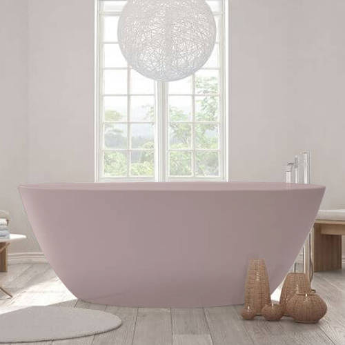 Additional image for Esseta ColourKast Bath 1510mm (Satin Rose).