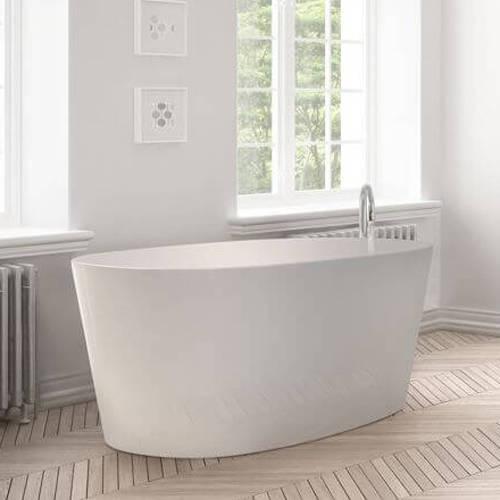 Additional image for Sorpressa Bath 1510mm (Matt White).