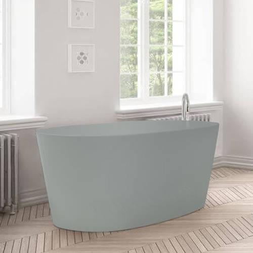 Additional image for Sorpressa ColourKast Bath 1510mm (Industrial Grey).