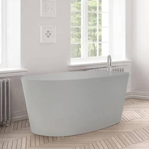 Additional image for Sorpressa ColourKast Bath 1510mm (Powder Grey).