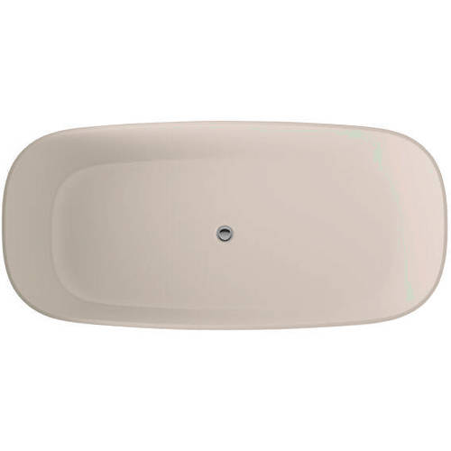 Additional image for Divita ColourKast Bath 1495mm (Light Fawn).