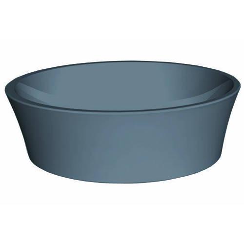 Additional image for Delicata ColourKast Basin 450mm (Powder Blue).
