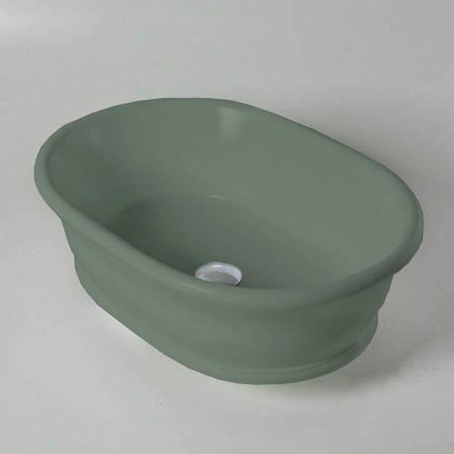 Additional image for Bampton / Aurelius ColourKast Basin 535mm (Khaki Green).