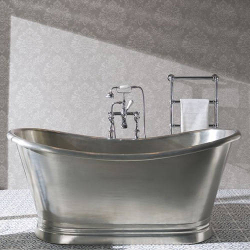 Additional image for Tin Boat Bath 1500mm (Tin Inner/Tin Outer).