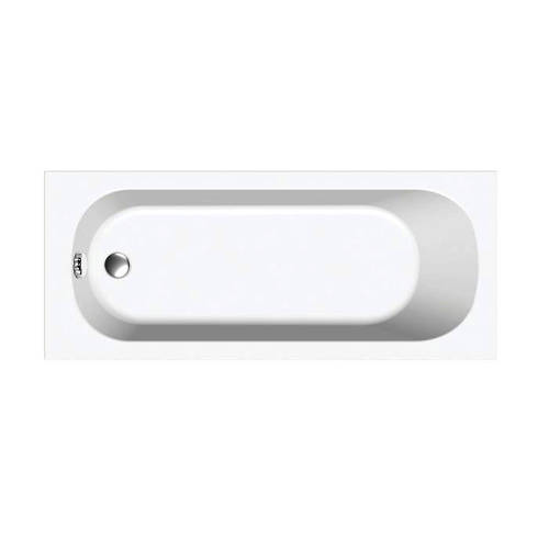 Additional image for Modica Single Ended Bath With Front Panel 1600x700mm (White).