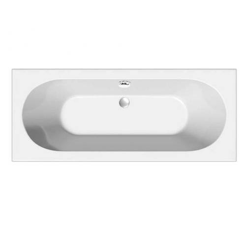 Additional image for Lambert Double Ended Bath With Panel 1700x700mm (White).