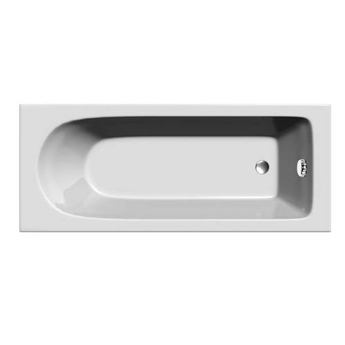 Additional image for Lambert Single Ended Bath 1700x750mm (White).