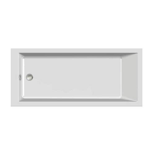 Additional image for Durham Single Ended Bath 1500x750mm (White).