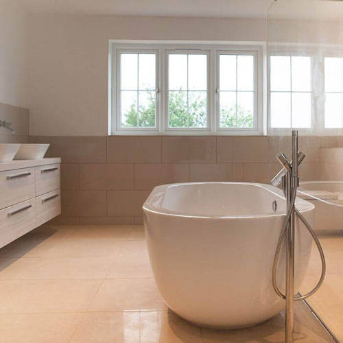 Additional image for Ovali Bath 1805mm (White).