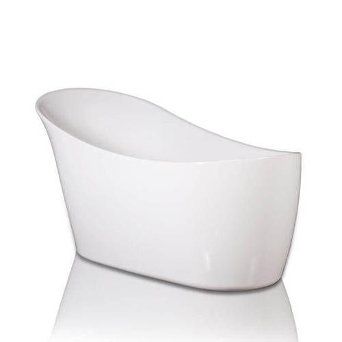 Additional image for Slipp Bath 1590mm (Gloss White).