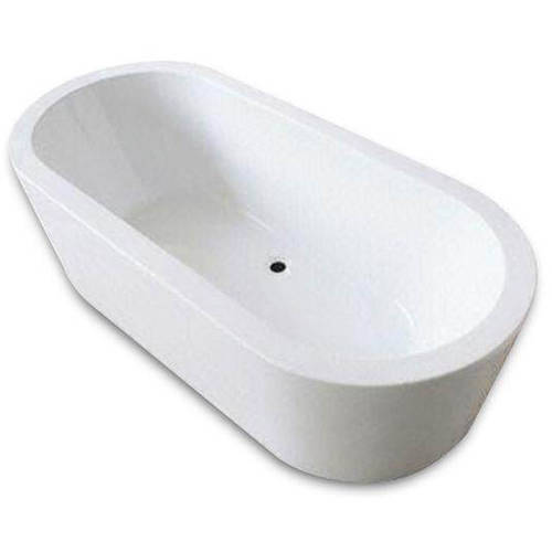 Additional image for Plazia Bath 1780mm (White).