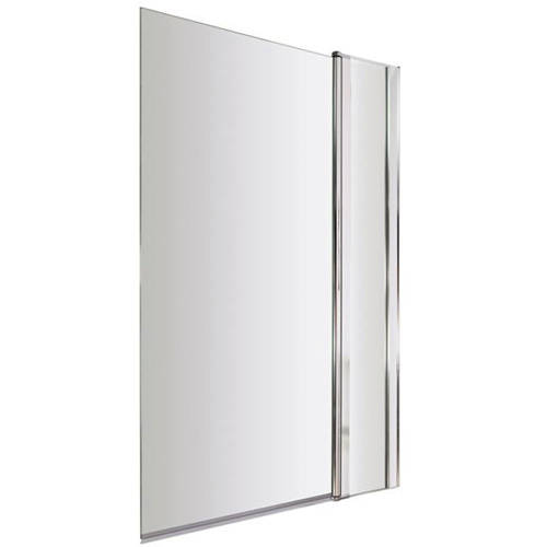 Additional image for Straight Bath Screen With Fixed Panel 1005x1435mm.