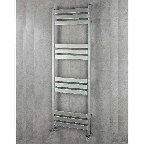 Additional image for Heated Towel Rail & Wall Brackets 1500x500 (Chrome).