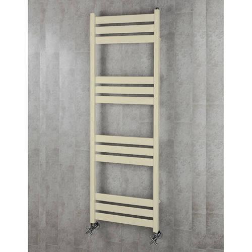 Additional image for Heated Towel Rail & Wall Brackets 1500x500 (Light Ivory).