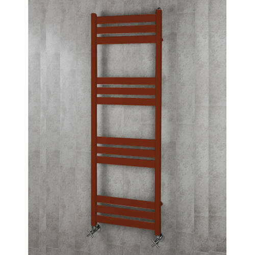 Additional image for Heated Towel Rail & Wall Brackets 1500x500 (Purple Red).