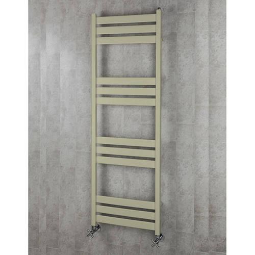 Additional image for Heated Towel Rail & Wall Brackets 1500x500 (Pebble Grey).