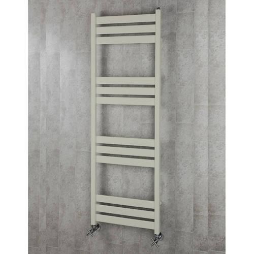 Additional image for Heated Towel Rail & Wall Brackets 1500x500 (Silk Grey).