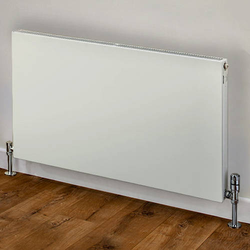 Additional image for Faraday Type 21 Radiator 600x1200mm (P+, White, 4975 BTUs).
