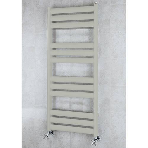 Additional image for Heated Ladder Rail & Wall Brackets 1060x500 (Silk Grey).