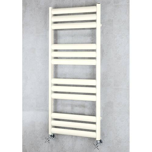 Additional image for Heated Ladder Rail & Wall Brackets 1060x500 (Cream).
