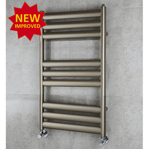 Additional image for Heated Ladder Rail & Wall Brackets 780x500 (Platinum).