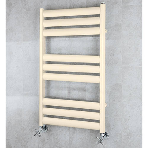Additional image for Heated Ladder Rail & Wall Brackets 780x500 (Oyster White).