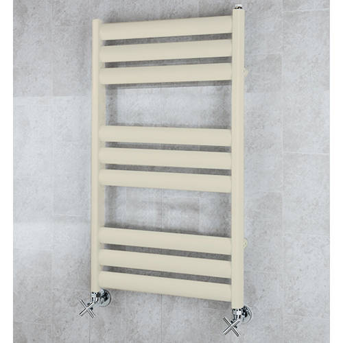 Additional image for Heated Ladder Rail & Wall Brackets 780x500 (Light Ivory).