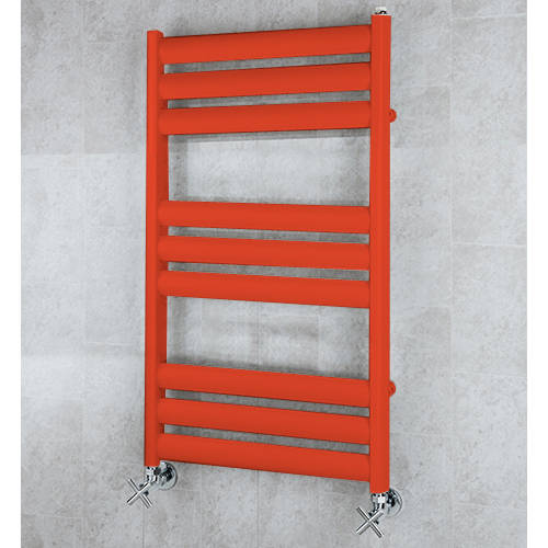 Additional image for Heated Ladder Rail & Wall Brackets 780x500 (Flame Red).