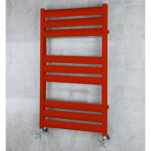 Additional image for Heated Ladder Rail & Wall Brackets 780x500 (Ruby Red).