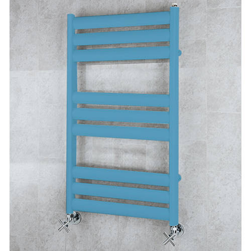 Additional image for Heated Ladder Rail & Wall Brackets 780x500 (Pastel Blue).