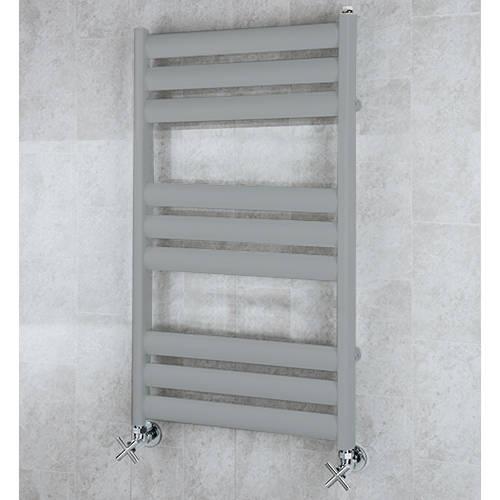 Additional image for Heated Ladder Rail & Wall Brackets 780x500 (Window Grey).