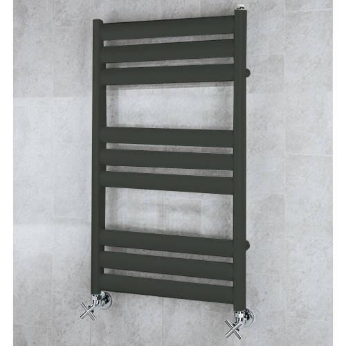 Additional image for Heated Ladder Rail & Wall Brackets 780x500 (Signal Black).